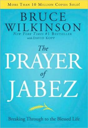 PrayerOfJabezBook