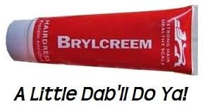 *****SUPER BOWL  *L*  ®©™ ***** Brylcreem