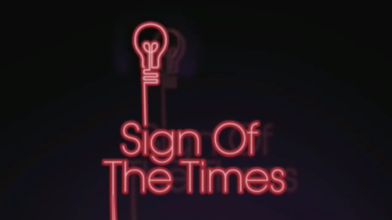 Sign-Of-The-Times