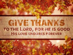 givethankstothelord