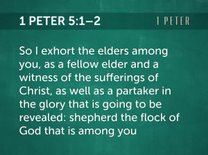 Bible Backgrounds 1 Peter