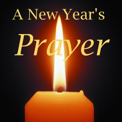 A New Year\'s Prayer for Blessing by John Newton | ResponsiveReiding